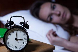 mất ngủ gây giảm chất lượng sống của người phụ nữ