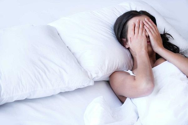 căng thẳng thần kinh do mất ngủ