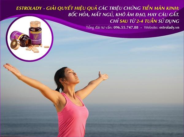 thuốc cân bằng nội tiết tố