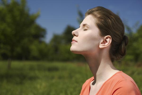 điều hòa nhịp thở