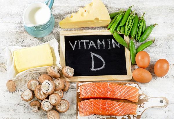 bổ xung vitamin D